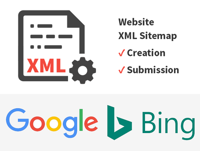 Create and submit an XML sitemap to Google and Bing