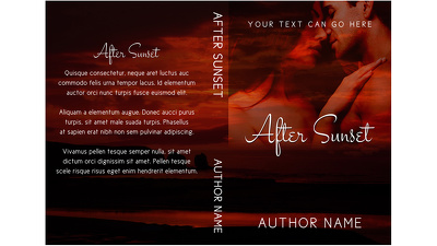 Create an eBook + Print Book Cover for Kindle and Createspace