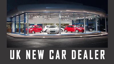 Send you 1000 plus UK NEW CAR DEALER Contact/Email LIST