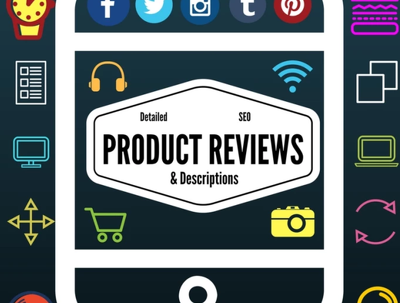Write 350 Words Top Quality Product Reviews And Descriptions