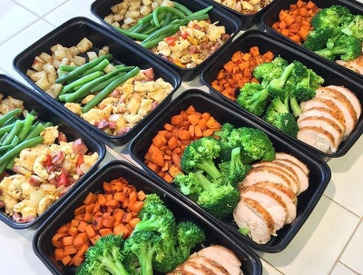 Create a customised meal plan for weight loss