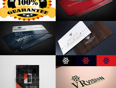 Get Design Your Business Cards/Personal Cards