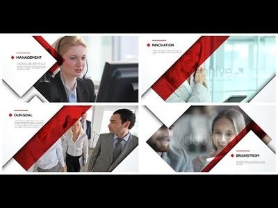 Create a Business promo and presentation