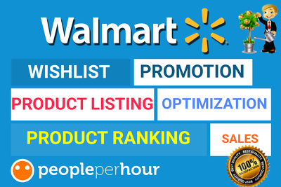 Do Walmart product ranking on the first page