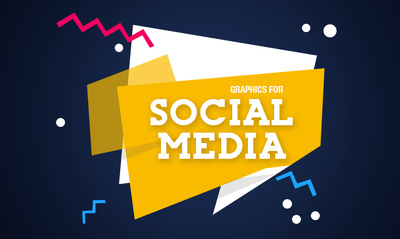 Create graphics for Social Media