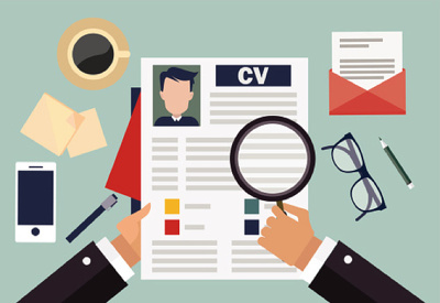 Professionally rewrite your CV or resume