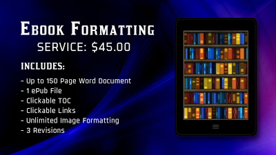 Format Your Word Document to an ePub for Kindle Self-Publishing