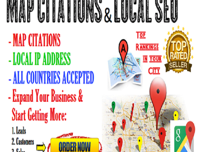 I will create top 100 canadian citations for local SEO