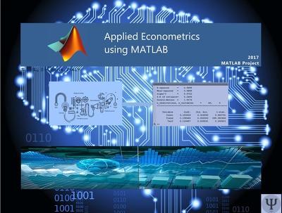 Econometric modeling using MATLAB