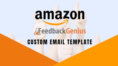 Design Amazon Custom HTML Email Template