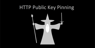 Create your website's HTTP Public Key Pinning (HPKP) header