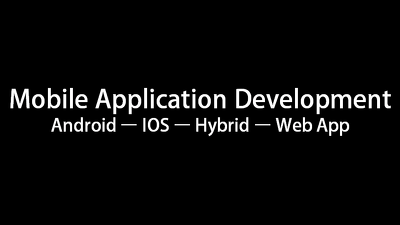 Create Agile - Hybrid - Angular JS Application