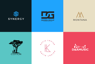Design a modern and professional logo for your company