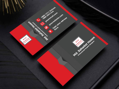 Design Professional and Smart Business Card Within 24 Hours
