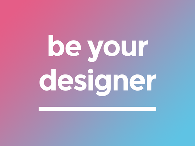 Be your graphic designer for an hour (any project)