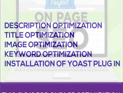 Do smart on page optimization works