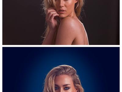 Do high end photo retouching
