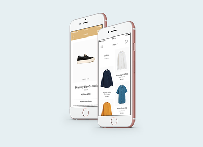 Design your mobile app or website mockups