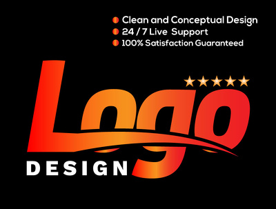 Design Modern Unique logo with express delivery
