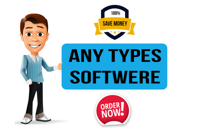 Help to install and provide any paid software low cost