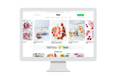 Design and Develop Beautiful WordPress Food Recipes Blog