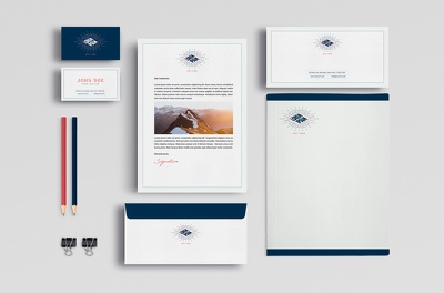 *BEST DEAL* Complete business branding, with business card.