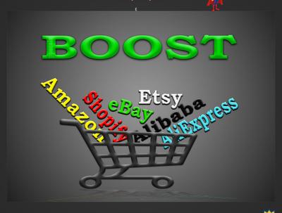 Promote Any Amazon,Ebay,Etsy,Or Shopify Store..