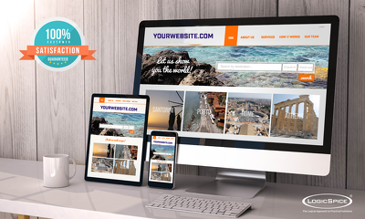 Design and Develop Fully Functional Responsive 6 Pages Website