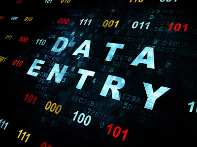 Do any data entry, data mining or data processing work