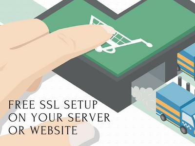 Setup Free SSL On Your Server or Website