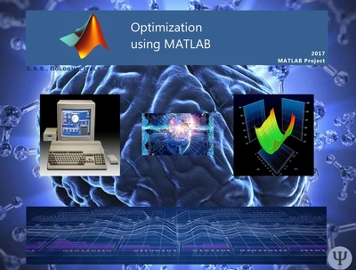 Maximizing or minimizing your cost/utility function using MATLAB