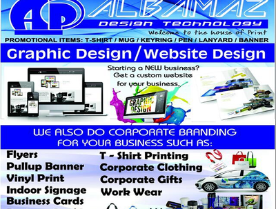 Design full colour poster with innovative images and style