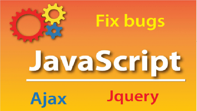 Do everything related to JavaScript and jQuery