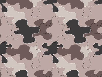 Design a simple repeat surface  (vector) pattern