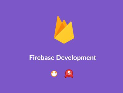 FireBase Developer 1 hour work for you