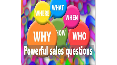 Give You 20+ Powerful Questions to Close More Sales