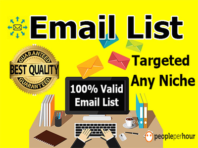 Collect targeted business email lsit