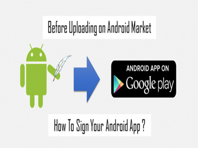 Create signed and zipalign android apk