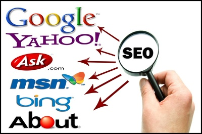 Submit your website manually to 50 top search engines