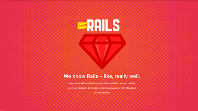 Develop custom Ruby on rails Application as per your requirement