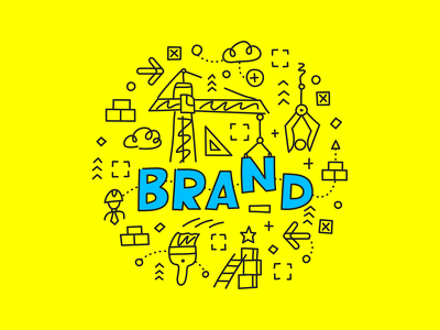 Develop your brand identity for £600