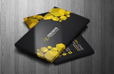 Create professoinal Business Card design
