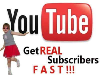 Provide You 100++ Real YouTube Channel Subscribes From Real User