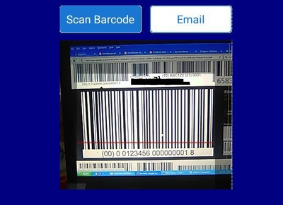 Develop a Bar Code scanning app