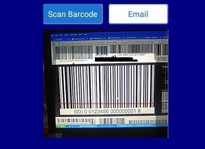 Develop a Bar Code scanning app