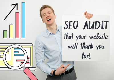 Complete Website SEO Audit With Detailed Action Plan