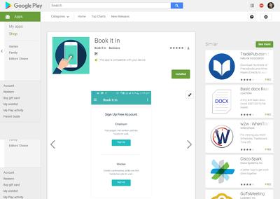 Get readymade hiring platform android app
