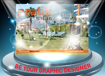 Be your proffesional graphic designer for 1 hour