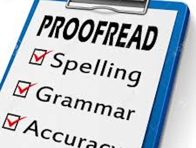 Proofread up to 900 words for grammar, syntax, spelling, punctua