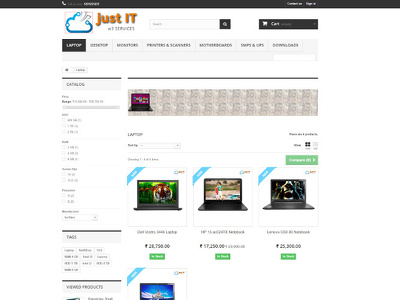 Create Product Filter on your eCommerce store - 40 products